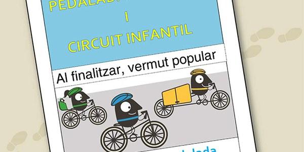 PEDALADA POPULAR I CIRCUIT INFANTIL