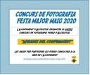 Concurs de fotografia Festa Major 2020