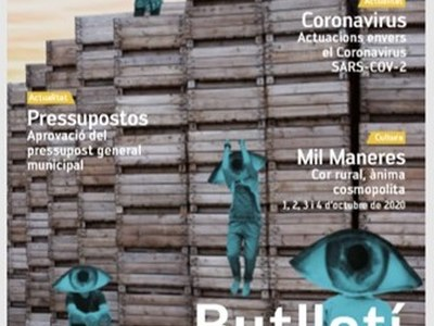 BUTLLETÍ INFORMATIU GENER-MARÇ 2020