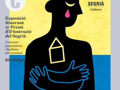 Exposició itinerant 1r Premi d'il·lustració del Segrià.