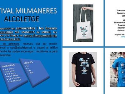 FESTIVAL MILMANERES 2020: SAMARRETES I BOSSES AL CENTRE D'INTERPRETACIÓ DEL PATRIMONI