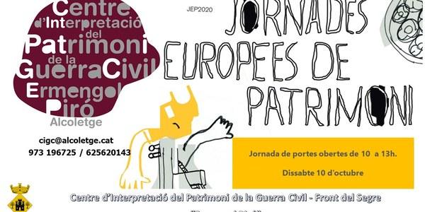 Jornades Europees de Patrimoni 2020