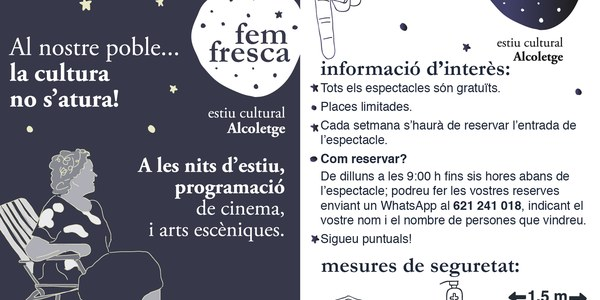 PROGRAMACIÓ FEM FRESCA