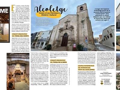 REPORTATGE DEL PATRIMONI HISTÒRIC D'ALCOLETGE EN TURISME CATALUNYA
