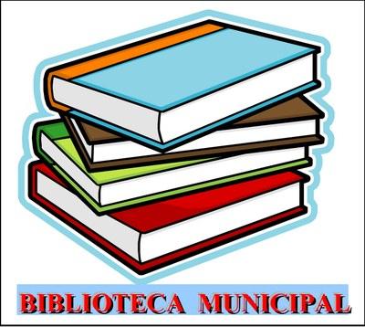 Escut BIBLIOTECA MUNICIPAL.